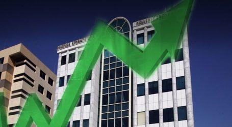 Διατηρεί το θετικό πρόσημο το ελληνικό χρηματιστήριο – Επιταχύνεται η αποκλιμάκωση επιτοκίων στα 10ετή ελληνικά ομόλογα