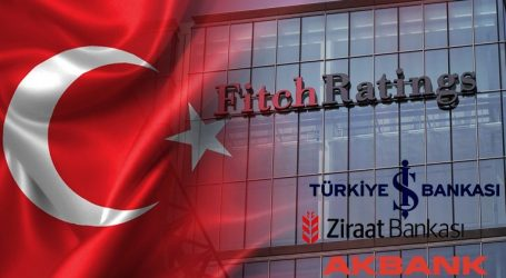 """Τουρκία: Νέα """"κατραπακιά"""" από τον Fitch – Υποβάθμισε 24 τράπεζες"""