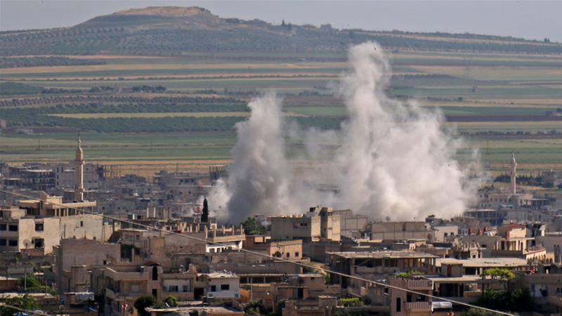 Τουρκία για Συρία: Δεν φεύγουμε από την Ιντλίμπ