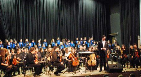 Πρεμιέρα της Συμφωνικής Ορχήστρας Νέων Ελλάδος στην αίθουσα τελετών του ΑΠΘ