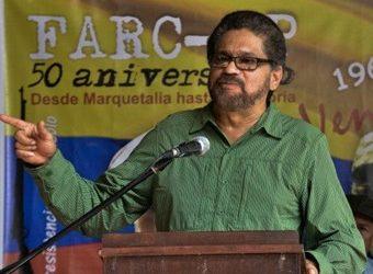 """Κολομβία: """"Πολύ ανησυχητική"""" η ανακοίνωση πρώην ηγετικών στελεχών της οργάνωσης FARC ότι ξαναρχίζουν τον ένοπλο αγώνα"""