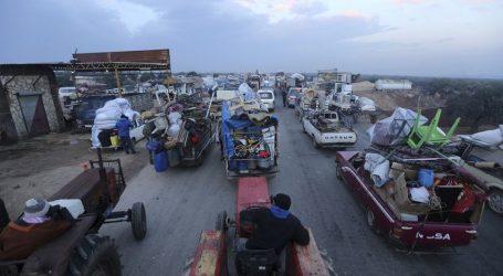 Ενισχύεται το προσφυγικό ρεύμα – Περισσότεροι από 235.000 Σύροι εκτοπισμένοι από την Ιντλίμπ μέσα σ' ένα μήνα