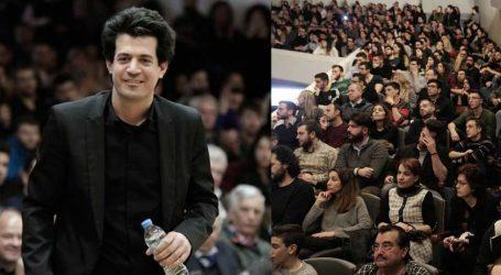 (VID) Δείτε όλη τη διάλεξη του Κωσταντίνου Δασκαλάκη, στο ΑΠΘ: Η Τεχνητή Νοημοσύνη είναι σαν ένα μωρό…