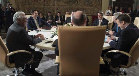 """Η διακήρυξη των 7 """"νότιων"""" της ΕΕ για το Κυπριακό – Τείχος προστασίας για το νησί"""