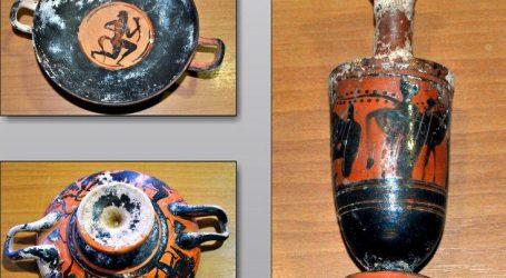 400 αρχαία αντικείμενα έφερε στο φως η πυρκαγιά στη Λοκρίδα