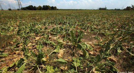 Στο πλευρό των αγροτών που ταλανίζονται από ακραίες ξηρασίες η ΕΕ