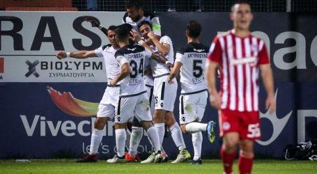 """Ήττα ο Ολυμπιακός – Μεγάλη νίκη του ΠΑΟΚ στο """"Κλεάνθης Βικελίδης"""" – Τα άλλα ματς"""