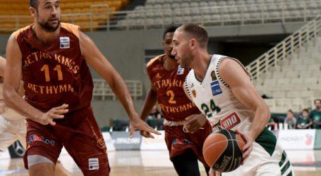 Basket League: Εύκολα ο Παναθηναϊκός, δύσκολα ο Ολυμπιακός
