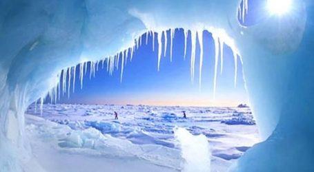 Ανακαλύφτηκαν τρία τεράστια και βαθιά φαράγγια κάτω από τους πάγους της Ανταρκτικής