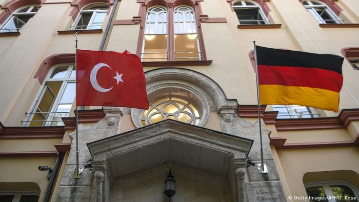 Γερμανια Τουρκια