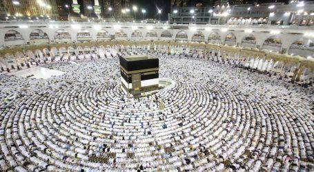 Πάνω από 2,6 εκατομμύρια προσκυνητές στη Μέκκα
