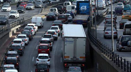 Κυκλοφοριακός χαμός στην Αθήνα λόγω της στάσης εργασίας στο μετρό