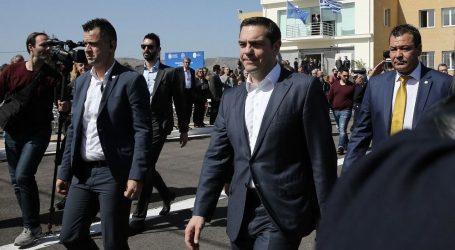 Στη Σύρο σήμερα το πρωί ο Πρωθυπουργός Αλέξης Τσίπρας