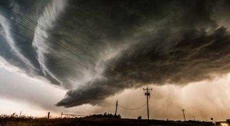 Έκτακτο δελτίο ΕΜΥ για ισχυρές βροχές και καταιγίδες