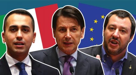 "Bloomberg: Nέα ""κωλοτούμπα"" των Ιταλών λαϊκιστών"
