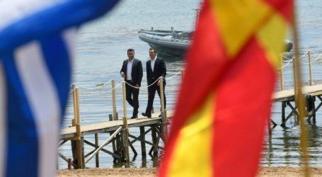 Διαβεβαίωση Αθήνας στα Σκόπια ότι η Ελλάδα παραμένει αφοσιωμένη στην υλοποίηση της Συμφωνίας των Πρεσπών