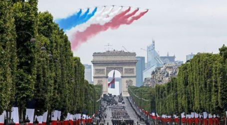 Γαλλία: Εθνική επέτειος με ευρωπαϊκό χρώμα