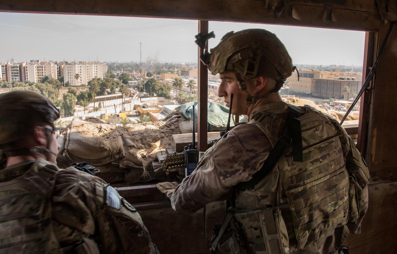 Αναβρασμός: Αποστολή 3.500 επιπλέον Αμερικανών στρατιωτών στην Μέση Ανατολή