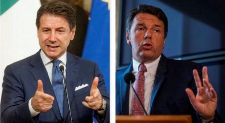 Ιταλία: Στα μαχαίρια Τζουζέπε Κόντε και Ματτέο Ρέντσι – Απειλείται η κυβερνητική συνοχή
