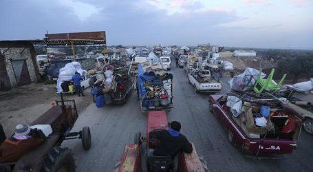 Συρία: Αύξηση με δραματικό ρυθμό για τους εκτοπισμένους στο Ιντλίμπ