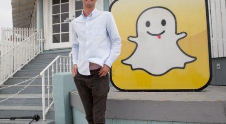 Για πρώτη φορά μείωση χρηστών για το Snapchat
