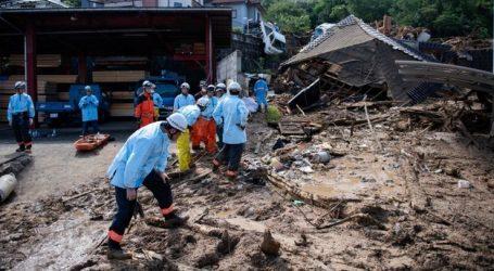 Ιαπωνία: Tους 199 έφτασαν οι νεκροί από τις πλημμύρες