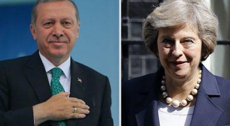 Τηλεφώνημα Μέι-Ερντογάν | Προσπαθεί να βρει διεθνή στηρίγματα ο Τούρκος πρόεδρος