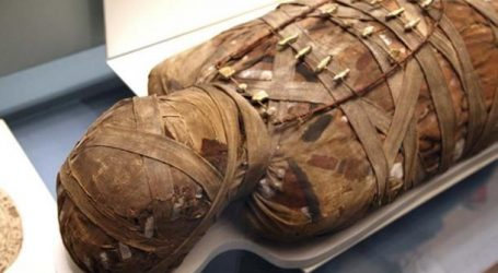 Eργαστήριο μουμιοποίησης ανασκάπτεται στην Αίγυπτο