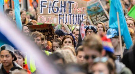Στο Σύνταγμα οι μαθητές για την Κλιματική Αλλαγή