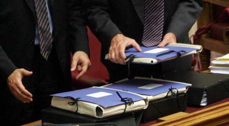 Στη Βουλή σήμερα το προσχέδιο του προϋπολογισμού χωρίς περικοπή συντάξεων