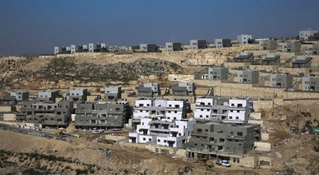 Το Ισραήλ εγκρίνει την κατασκευή 2.300 οικιστικών μονάδων στην κατεχόμενη Δυτική Όχθη (ΜΚΟ)