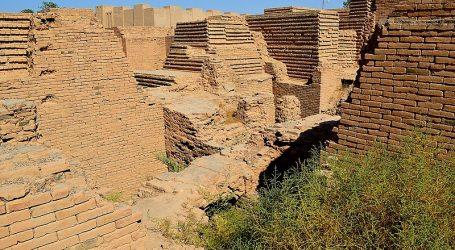 Μνημείο παγκόσμιας κληρονομιάς η αρχαία Βαβυλώνα