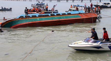 Ινδονησία: 8 πνιγμοί σε ναυάγιο