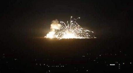 Συρία: 21 μαχητές και δύο άμαχοι νεκροί από ισραηλινές επιδρομές στη Δαμασκό