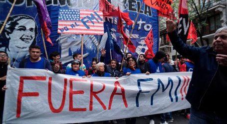 Αργεντινή: Λαϊκή εξέγερση κατά της νέας ανάμιξης του ΔΝΤ