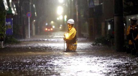 Ιαπωνία: Τους 56 εφταναν οι νεκροί εξαιτίας του τυφώνα Χαγκίμπις