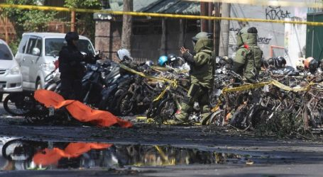 Ινδονησία | Βομβιστές αυτοκτονίας πνίγουν εκκλησίες στο αίμα – Τουλάχιστον 8 νεκροί