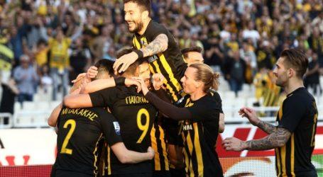 Super League | Πάρτι πρωταθλήματος για την ΑΕΚ