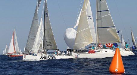 Στις 18/8 αρχίζει η φετινή Aegean Regatta