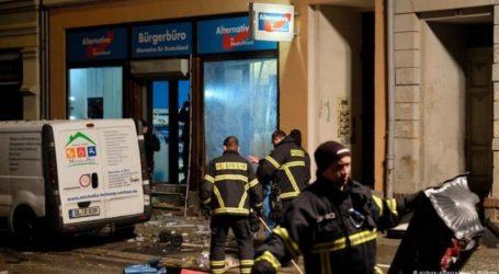 Γερμανία: Έκρηξη σε γραφείο του ακροδεξιού AfD