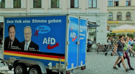 Γερμανία: Επιβεβαιώνεται η άνοδος της ακροδεξιάςAfD στις εκλογές Βρανδεμβούγου και Σαξονίας