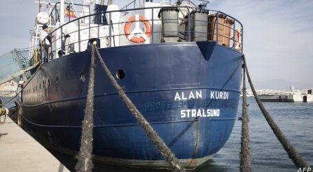 Το Alan Kurdi διέσωσε 90 μετανάστες στη Μεσόγειο