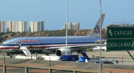 Η American Airlines αναστέλλει επ' αόριστον τις πτήσεις της προς και από τη Βενεζουέλα
