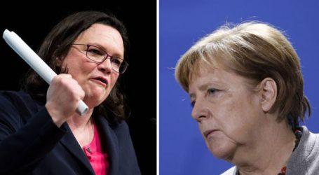 Νάλες (SPD): Τεταμένη η κατάσταση στον κυβερνητικό συνασπισμό της Γερμανίας