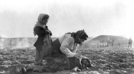 Εκδήλωση μνήμης για την 104η επέτειο της Γενοκτονίας των Αρμενίων
