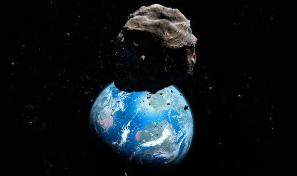 NASA: Σμήνος αστεροειδών «αγγίζει» τη Γη – Ανακάλυψη μόλις την Πρωτοχρονιά του 2020