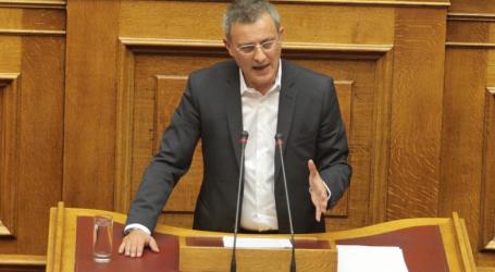 Βέττας: Εμείς μειώνουμε τον ΕΝΦΙΑ και ο Μητσοτάκης το παραπέμπει στους δημάρχους