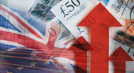 Η βρετανική οικονομία ανέβασε λίγο ταχύτητα το 2019