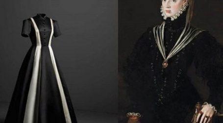 Η ζωγραφική και το σύμπαν του Balenciaga