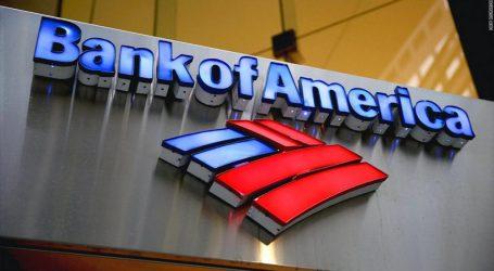 Αύξηση κερδών και εσόδων από τη Bank of America